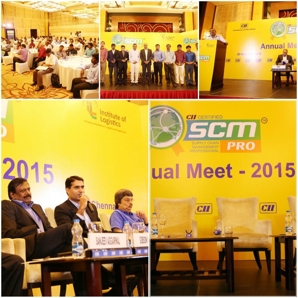 SCM MEET 2015